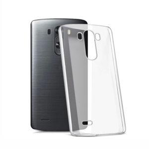 Gumirani zaščitni ovitek (TPU) Ultra Slim 0,3mm LG G3 S D722