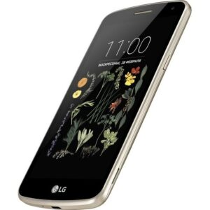 LG (X220) K5 8GB Dual-SIM LTE black gold