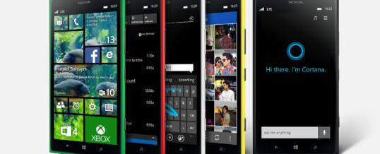 Vse več namigovanj o koncu blagovne znamke Lumia