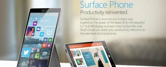 Prve ekskluzivne fotografije telefona Microsoft Surface!