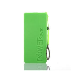 "Mobilna baterija Power Bank ""Perfume"" - 5600mAh Green"