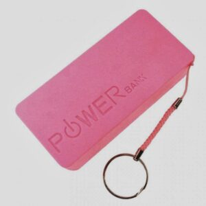 "Mobilna baterija Power Bank ""Perfume"" - 5600mAh Pink"