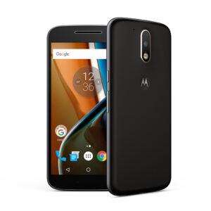 Motorola Moto G4 16GB Dual SIM LTE Black