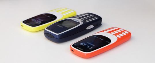 Razmišljate o nakupu telefona Nokia 3310? Najprej preverite, ali vam bo sploh delovala!
