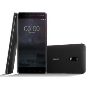 Nokia 6 64GB Dual SIM LTE 4GB RAM Black