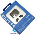 Brezžične bluetooth slušalke Nokia BH-111