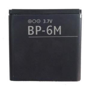 Originalna baterija (BP-6M) Nokia N73/9300/N81/N93