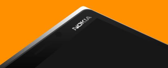 Je Nokia D1C telefon ali tablica?