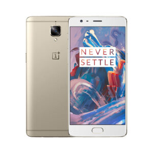OnePlus 3 Dual SIM 64GB LTE Soft Gold