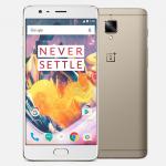 OnePlus 3T Dual SIM 64GB LTE Soft Gold