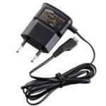 Samsung originalni hišni polnilec 220V (ETA0U10EBE) microUSB Black