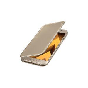 Originalna preklopna torbica za Samsung Galaxy A5 (A520F) 2017 (ef-za520cfegww) Gold