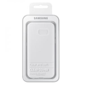 Originalni zaščitni ovitek za Samsung Galaxy A3 (A320F) 2017 (ef-qa320tte) Transparent
