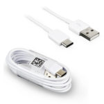 Originalni Podatkovno-polnilni kabel USB Samsung G930 S7 EP-DG930CWE Type C White