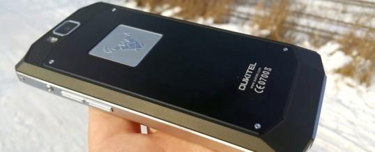Če ste naveličani polniti telefon večkrat na dan, si omislite Oukitel K10000!