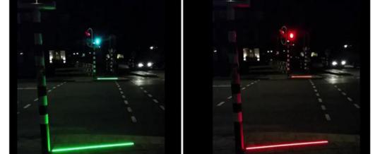 Spoznajte posebne semaforje za neprevidne uporabnike telefonov
