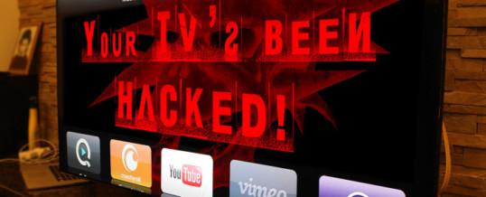Okužbe pametnih televizorjev s škodljivimi kodami vse pogostejše!