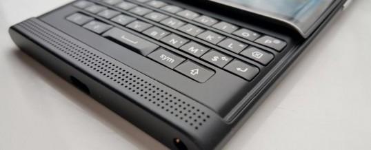 Še obstaja kakšen privrženec telefonov BlackBerry? To je super novica za vas