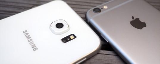 Kdo bo boljši? Samsung ali Apple?