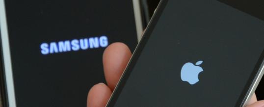 Samsungu se obeta velik posel z Applom