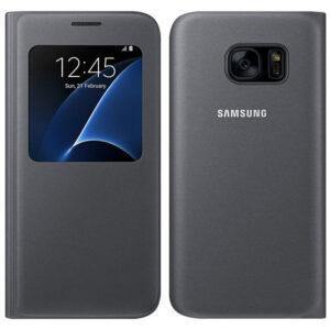 Originalna pametna preklopna torbica Samsung Galaxy S7 Edge G935 (EF-CG935PBE)