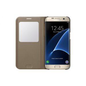 Originalna pametna preklopna torbica Samsung Galaxy S7 Edge G935 (EF-CG935PFE)