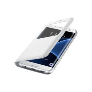 Originalna pametna preklopna torbica Samsung Galaxy S7 Edge G935 (EF-CG935PWE)