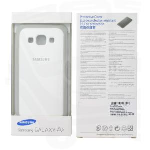 Original zaščitna preklopna torbica Samsung A3 Galaxy A300 (ef-pa300bsegww) Light Gray