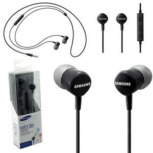 Originalne Stereo slušalke Samsung (EO-HS1303BEGWW) Black