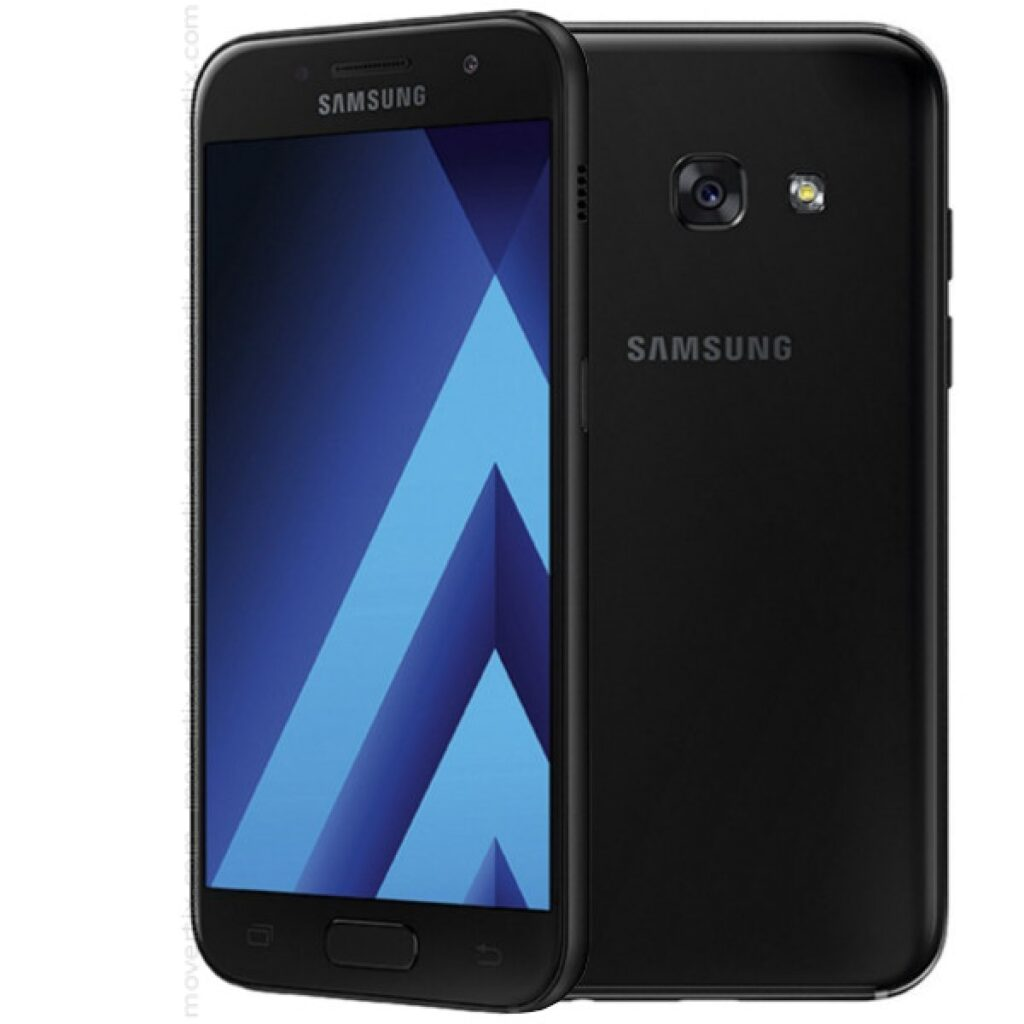 Samsung (A320) Galaxy A3 (2017) Black Sky