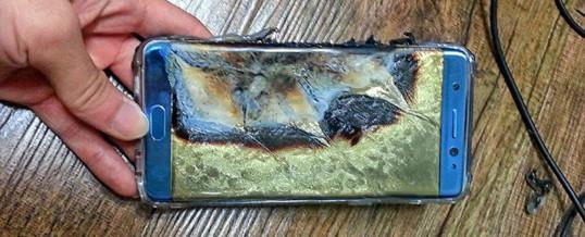 Samsung končno razkril pravi vzrok samovžiga telefonov Galaxy Note 7