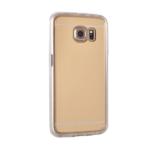 Gumirani zaščitni ovitek (TPU) Mirror Case Samsung G928 Galaxy S6 Edge Plus