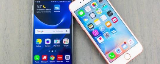 Nemogoče, je mogoče. Samsung Galaxy S7 naj bi se prodajal bolje kot iPhone 6S