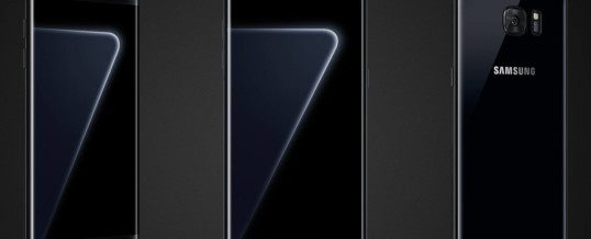 Samsung kopira celo barve telefonov iPhone 7!