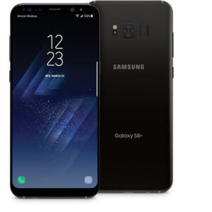 Samsung Galaxy (G955) S8 Plus 64GB LTE Midnight Black