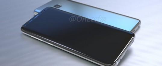 Prvi pogled na težko pričakovani Samsung Galaxy S8