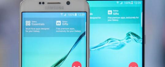 Galaxy S8 vendarle z nekoliko manjšim zaslonom?