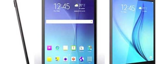 Samsung predstavlja eleganten in praktičen nov tablični računalnik Galaxy Tab A
