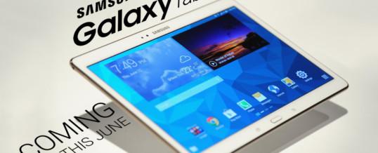 Samsung Galaxy Tab S2 proti iPadu