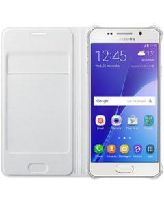 Samsung Originalna preklopna torbica (EF-WJ510PWEGWW) za model J5 (2016) White