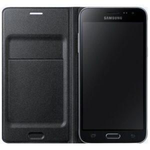 Samsung Originalna preklopna torbica (EF-WJ510PWEGWW) za model J5 (2016) Black