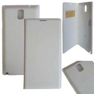 Originalna pametna preklopna torbica Samsung Galaxy Note 3 N9005/N9000 (EF-WN900BWEGWW) White