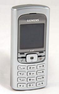 siemens-benq a31
