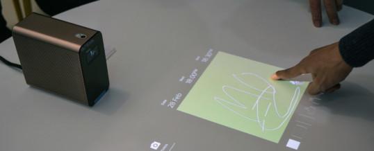 Spremenite vsako mizo ali steno v tablico Android!