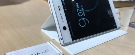 Sony XA1 Ultra – Vrhunska kakovost kamere