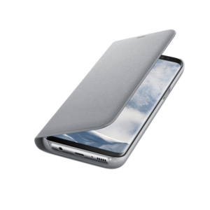 Originalna pametna preklopna torbica Samsung Galaxy (G950) S8 (EF-NG950PSE) Silver