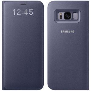 Originalna pametna preklopna torbica Samsung Galaxy (G955) S8 Plus (EF-NG955PVE) Violet