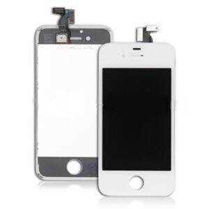 Sprednje nadomestno steklo za Apple iPhone 4s