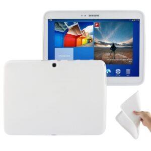 """Gumirani zaščitni ovitek (TPU) S-Line Samsung Galaxy P5200 Tab 3 (10.1"""") White"""