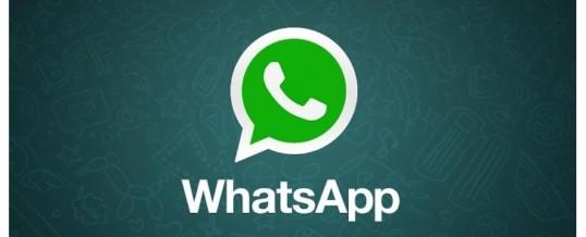 WhatsApp presegel 900 milijonov